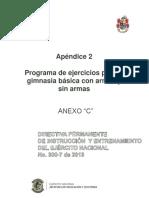 Apendice 2 GIMNASIA