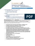 BDE-Diversified Capital Resources Intro (Nov  2007)