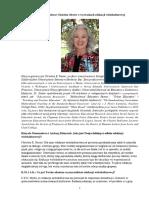 Wywiad z profesor Christine Sleeter o wyzwaniach edukacji wielokulturowej - pol
