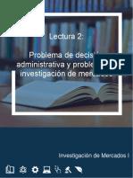 problema de decision administrativa