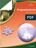 programaciones de CN