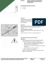 RA Ajustar El Cristal de La Ventanilla de La Puerta Delantera Izquierda o Derecha ( (1)