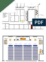 Layout Floor Plan JIAMS 2011