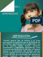 1DIFICULTADES DE APRENDIZAJE