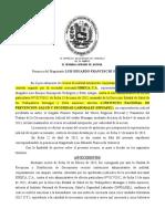 091613 Posibilidad de interponer demanda de nulidad fuera del lapso de caducidad Caso Sireca vs Inpsasel