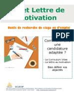 cv_lettre de motivation_comment_faire