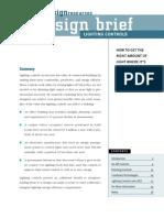 EDR_DesignBriefs_lightingcontrols
