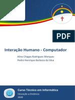 1 Caderno Des. Sist. - Interação Humano Computador 20.1