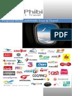 Proposal Bisnis Mitra Usaha AirPhibi Tour and Travel