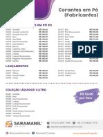 Tabela Velas kg.cdr