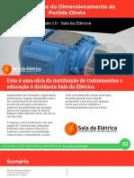 E-book 3 Pilares Do Dimensionamento Da Partida Direta - Sala Da Elétrica v1
