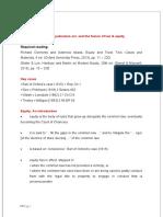 Worksheet 1 & 2 ER
