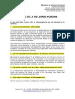 ABC DE LA INFLUENZA CALL CENTER