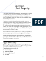 Property Ownership,