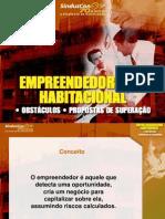 Obstáculos e Propostas de Superação no Empreendedorismo Habitacional[1]