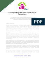 DIF-005-2021.-Cumple dos años Winner Coffee del DIF Tamaulipas.