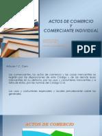 actosdecomercioycomercianteindividual-131021150230-phpapp02