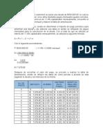 CASO PRACTICO - MATEMATICAS FINANCIERAS