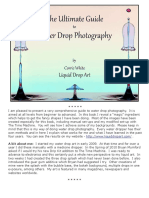 Corrie White - The Ultimate Guide to Water Drop Photography