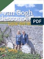 A. M. Mergier - Van Gogh desconocido, lejos del mito (2015)