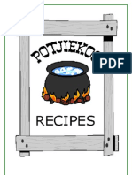 Potjiekos Recipe Book