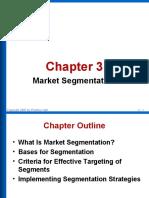 chapter 2 market segmentation