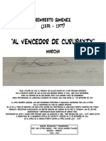 Remberto Gimenez Al Vencedor de Curupayty Piano Canto 2