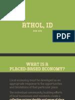Revitalizing Athol, ID