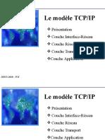 Le modèle TCPIP