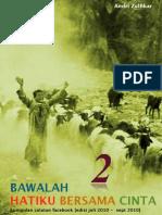 BAWALAH HATIKU BERSAMA CINTA EDISI 2