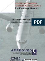 JAA ATPL BOOK 15 - Oxford Aviation.Jeppesen - Reference material