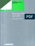 Hine Christine Etnografia Virtual Uoc