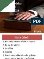 ÉTICA E BIOÉTICA - AULA 5-oficial-2021