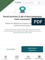 Fazer upload de um documento  Scribd