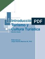 Material Didáctico de Int. al Turismo - Décimo Grado