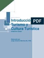 Material Didáctico de Int. al Turismo - Undécimo Grado