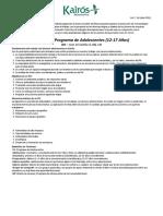 GUIA KAIROS-PROGRAMA DE ADOLESCENTES-v2.1b-Julio 2011