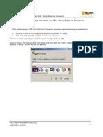 Procedimento para utilização do SEC (Serial Ethernet Coverter)