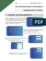 Tutorial Lesson Activity Toolkit