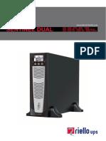 SDU 05-10kVA - Manual ESP