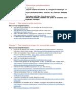 Ressources Complémentaires Activités de Groupe (1)