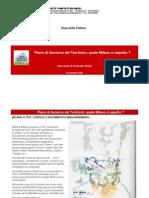 PGT - Piano Di Governo Del Territorio - Quale Milano Ci Aspetta