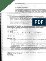2.La résolution en calcul des proposition