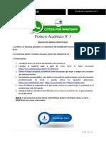 Economía 1 - PRODUCTO ACADÉMICO Nº 3