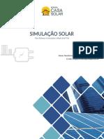 Simulação Solar - Minha Casa Solar - 22675