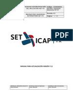 Manual para Actualización de la version 712 SET-FX (1)