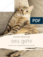 Ebook Como Educar Seu Gato - Lojee