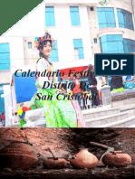 Calendario Festivo Julio Hoy