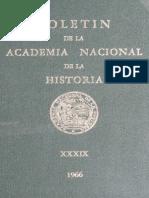 BaANH49337_Boletín_de_la_Academia_Nacional_de_la_Historia_XXXIX_1966