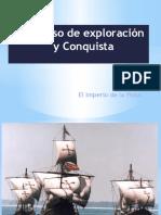 Vision Globl Del Proceso de Exploracion y Conquista